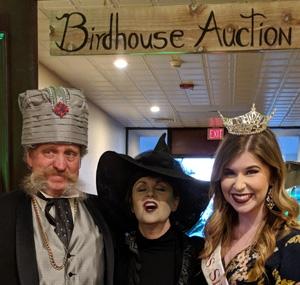 Birdhouse Auction 2018
