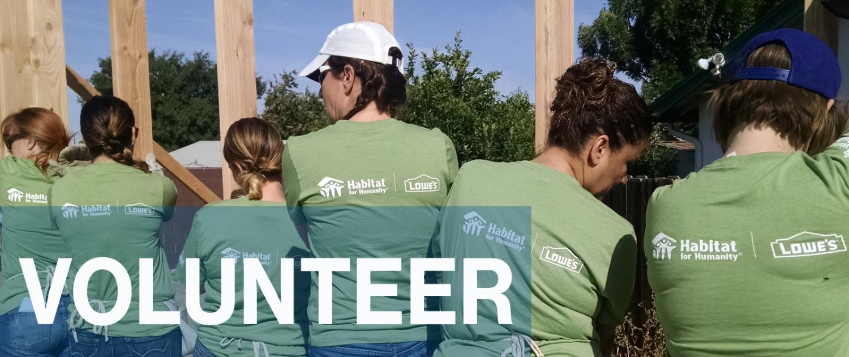 Volunteers - slider