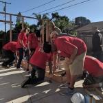 Leprino volunteers in Hanford