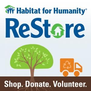 ReStore - donate- shop- volunteer