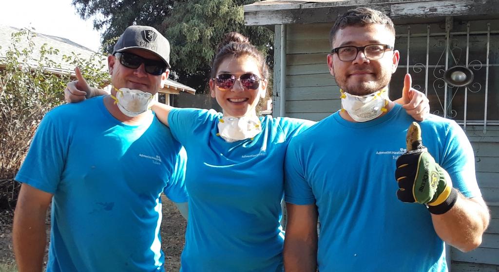 Home Repair Volunteers