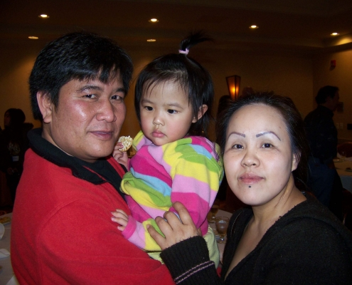 Singkeovilay family