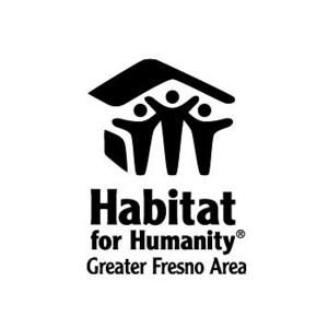Habitat for Humanity Greater Fresno Logo
