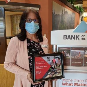 Mary Silva-Bank of the Sierra Hanford