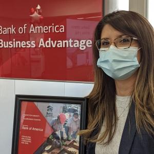 Stephanie Chavez-Bank of America, Hanford