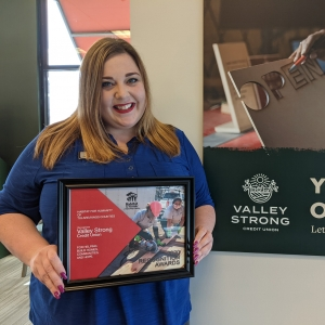 Tosha Pequeno-Valley Strong Credit Union